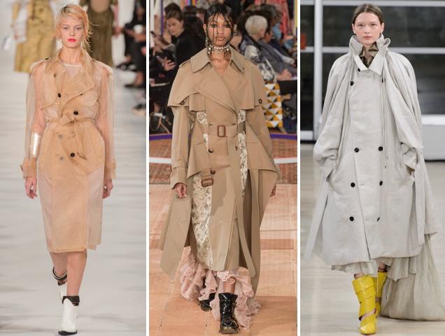 Ritorna il cappotto come elemento essenziale per la moda